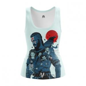 Merchandise Women'S Tank Vikings Tv Series Ragnar Vest