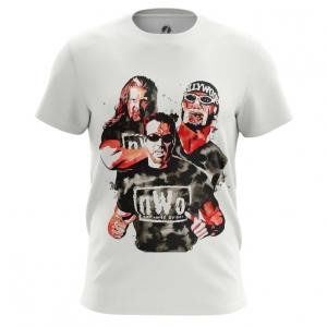 Merch Men'S T-Shirt Wrestling Team Wwe Top