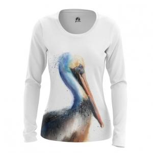 Collectibles Women'S Long Sleeve Pelican Clothing Birds