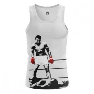 Merchandise - Mens Tank Champion Muhammad Ali