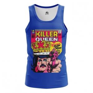 Merchandise Men'S Tank Killer Queen Freddie Mercury Vest