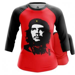 Collectibles Women'S Raglan Che Guevara Comandante
