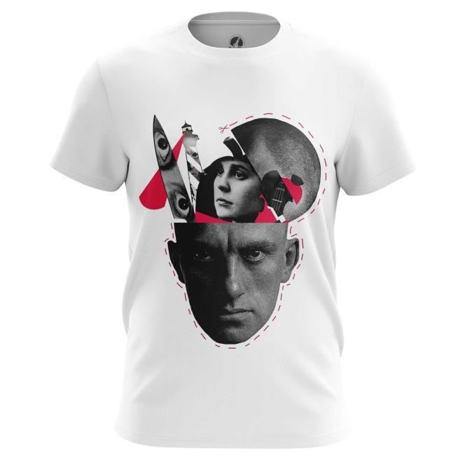 Merch Men'S T-Shirt Alive Mayakovsky Conceptually Top
