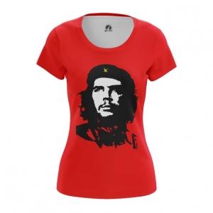 Collectibles Women'S T-Shirt Che Guevara Comandante Top