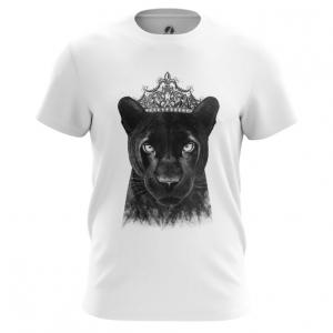 Merchandise Men'S T-Shirt Panther Merch Print Top