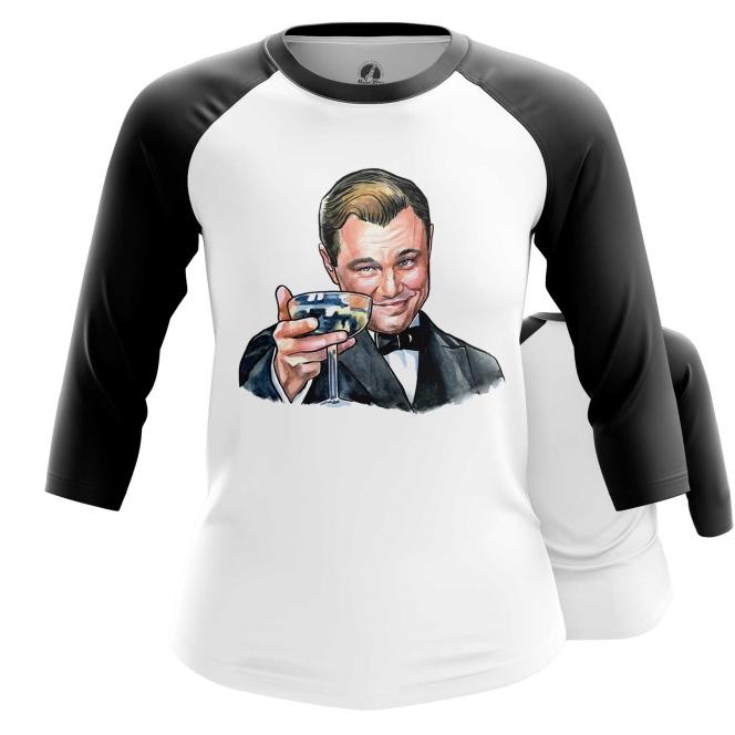Merch Women'S Raglan Great Gatsby Merch