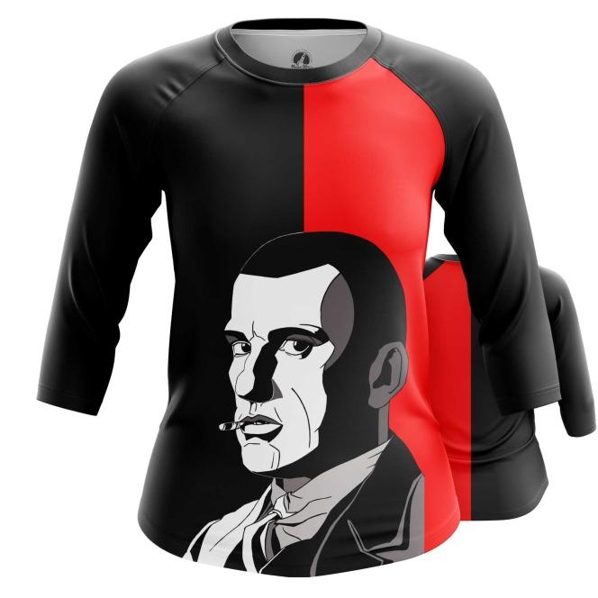Merchandise Women'S Raglan Vladimir Mayakovsky Merch