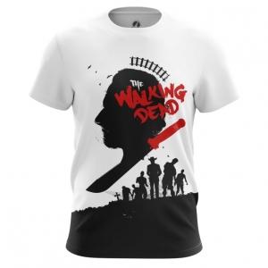 Collectibles Men'S T-Shirt Rick Grimes Walking Dead Top