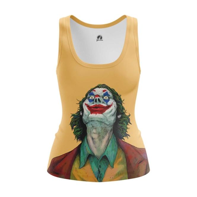 Merch Womens Tank Joker Joaquin Phoenix Bird Merch