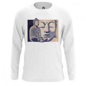 Merch Men'S Long Sleeve Buddha Merch Print Art