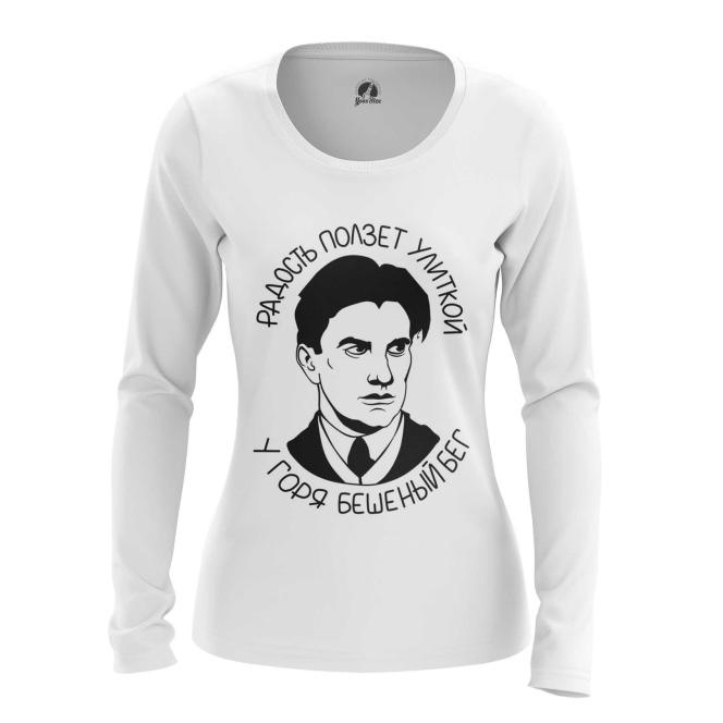 Merchandise Women'S Long Sleeve Vladimir Mayakovsky Clothing