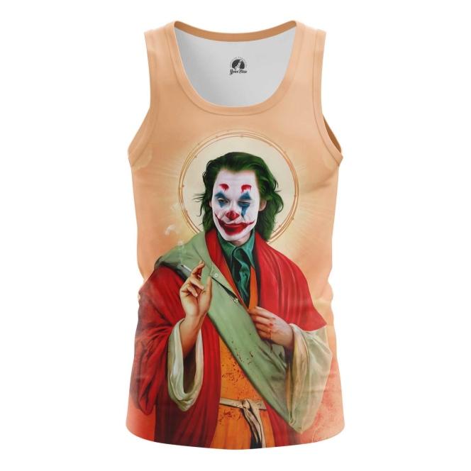 Collectibles Men'S Tank Saint Joker Print Vest