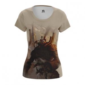 Collectibles Women'S T-Shirt Steampunk Retrofuturistic