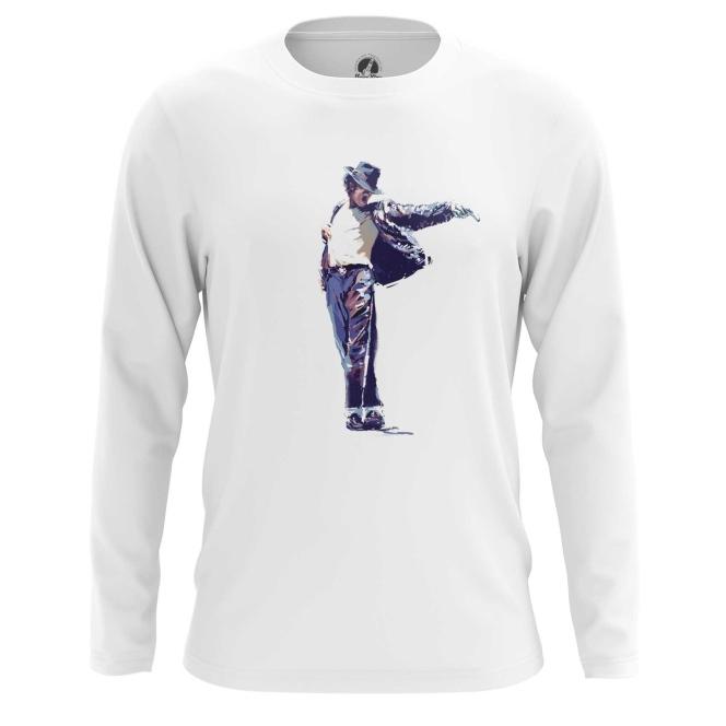 Collectibles Men'S Long Sleeve Michael Jackson Idol Moon Walk