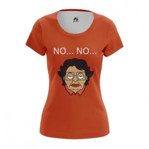 Collectibles Women'S T-Shirt No No Family Guy Top