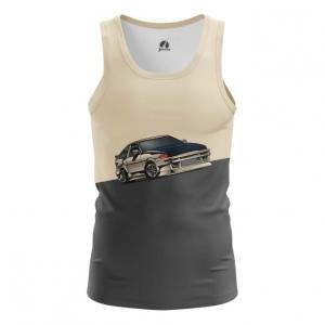 Merch Men'S Tank Ae86 Toyota Car Vest