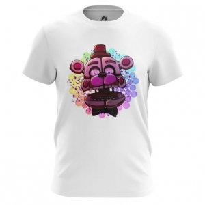 Merch Men'S T-Shirt Game Five Nights At Freddy'S Top