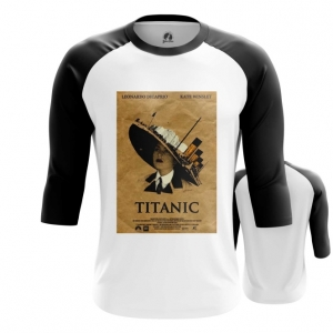 Merch Men'S Raglan Titanic 90Th Movie