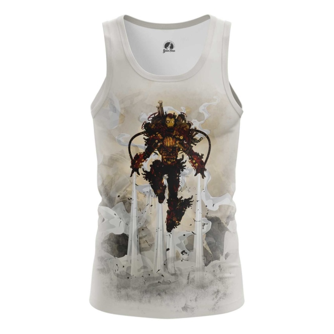 Merchandise Men'S Tank Steampunk Iron Man Vest