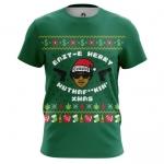 Collectibles - Men'S T-Shirt Merry Motherfucki' Xmas Eazy-E Top