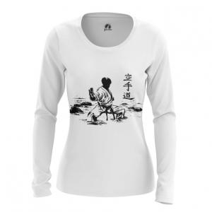 Merchandise Women'S Long Sleeve Karate Martial Art Clothing