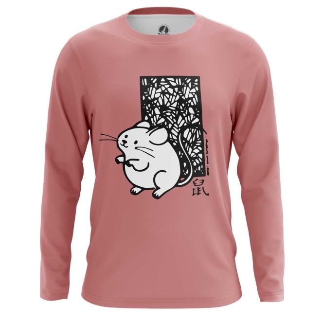 Merchandise Men'S Long Sleeve Rats 2020 Mascot Symbols