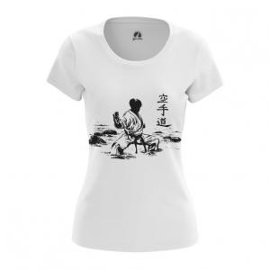 Merchandise Women'S T-Shirt Karate Martial Art Clothing Top