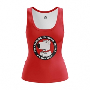 Collectibles Women'S Tank Brian Griffin Family Guy Vest