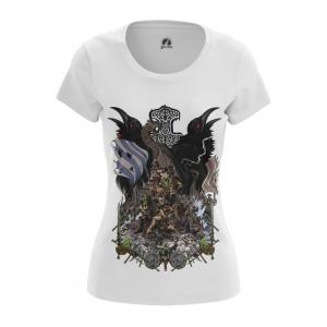Merchandise Women'S T-Shirt Varangians Vikings Top