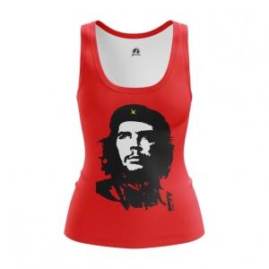 Collectibles Women'S Tank Che Guevara Comandante Vest