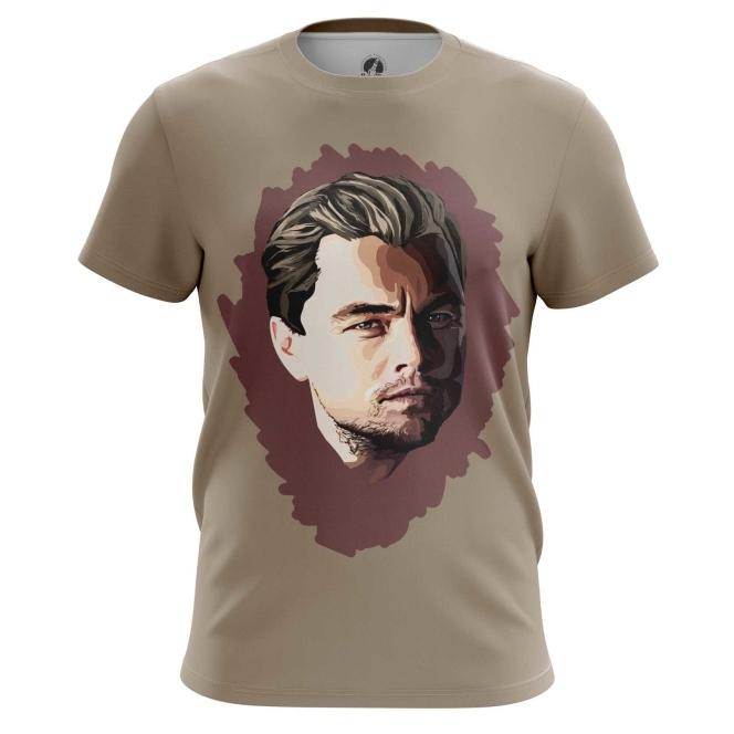 Merch Men'S T-Shirt Di Caprio Art Print Top