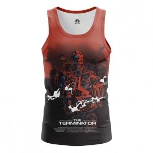 Collectibles Men'S Tank Terminator Endoskeleton Robot Vest