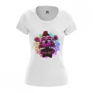Merch Women'S T-Shirt Game Five Nights At Freddy'S Top