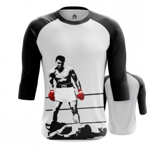 Merchandise - Mens Raglan Champion Muhammad Ali