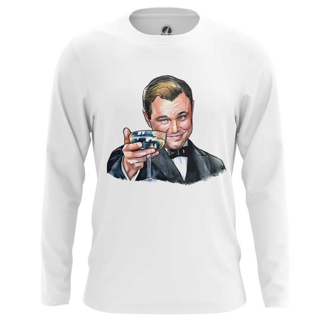 Merch Men'S Long Sleeve Great Gatsby Merch