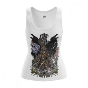 Merchandise Women'S Tank Varangians Vikings Vest
