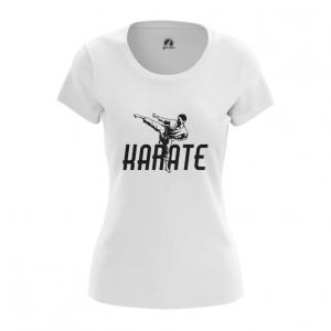 Merchandise Women'S T-Shirt Karate Merch White Top