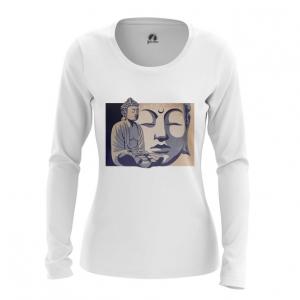 Merch Women'S Long Sleeve Buddha Merch Print Art