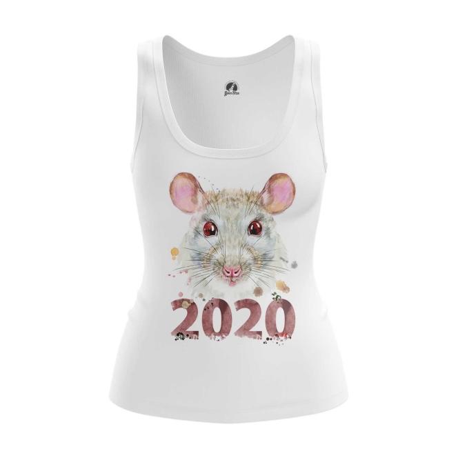 Merch Women'S Tank New Year 2020 Symbols Vest