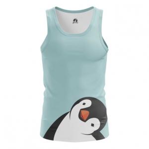 Collectibles Men'S Tank Penguin Cute Chick Vest