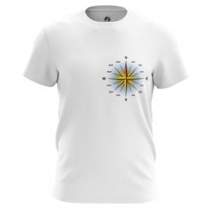 Collectibles Men'S T-Shirt Wind Rose Merch Top