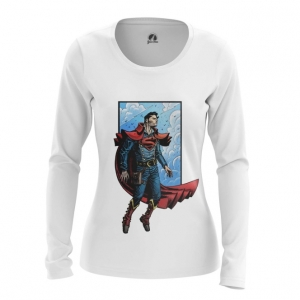 Collectibles Women'S Long Sleeve Steampunk Superman
