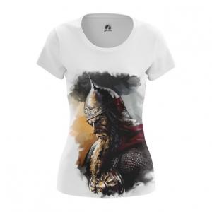 Collectibles Women'S T-Shirt Alexander Nevsky Ancient Rus' Slavic Top