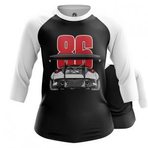 Merch Women'S Raglan Сiay Toyota Merch