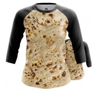 Merchandise Women'S Raglan Pita Print Tortillas
