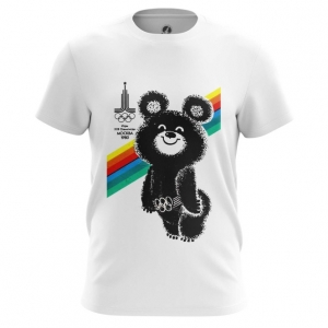 Merch Men'S T-Shirt Olympic Games 80 Top