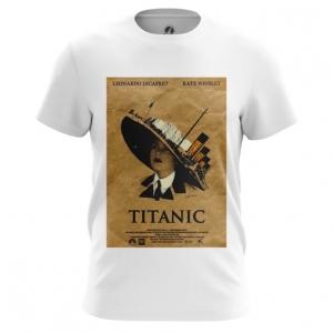 Merch Men'S T-Shirt Titanic 90Th Movie Top