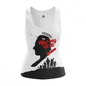Collectibles Women'S Tank Rick Grimes Walking Dead Vest