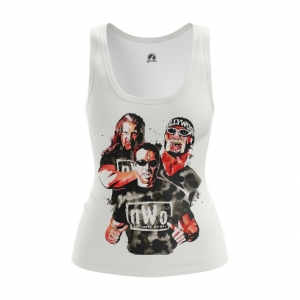 Merch Women'S Tank Wrestling Team Wwe Vest