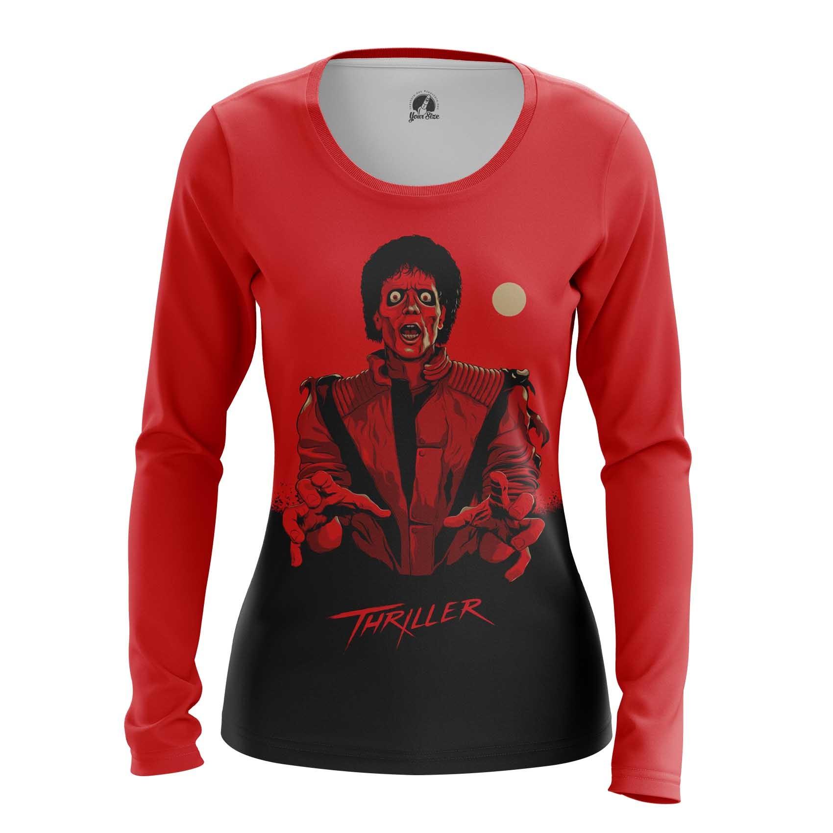 Merchandise Women'S Tank Thriller Michael Jackson Vest